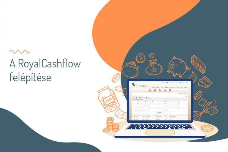 RoyalCashflow felépítése borító