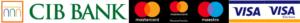 CIB bankkártya elfogadóhely