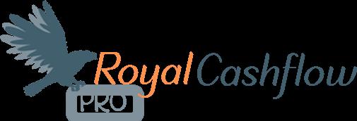 RoyalCashflow PRO logo